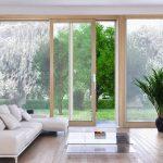 Finestre in legno: casa fresca in estate senza condizionatore!